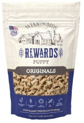SPORTMix Wholesomes Grain Free Puppy Golden Biscuit Dog Treats 2lb