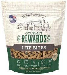 SPORTMiX Wholesomes Grain Free Premium Lite Biscuits with Lamb Meal Dog Treats 3lb
