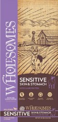Wholesomes Sensitive Skin & Stomach With  Lamb Protein