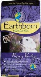 Earthborn Holistic Puppy Vantage Natural Dry Dog Food 28lb