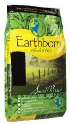 Earthborn Holistic Small Breed Natural Dry Dog Food 14lb