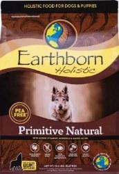 Earthborn Holistic Primitive Natural Grain Free Dry Dog Food 14lb