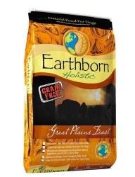 Earthborn Holistic Great Plains Feast Grain Free Natural Dry Dog Food 28lb