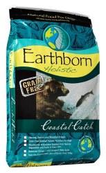 Earthborn Holistic Coastal Catch Grain Free Natural Dry Dog Food 28lb