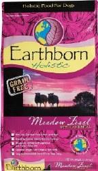 Earthborn Holistic Meadow Feast Grain Free Natural Dry Dog Food 14lb