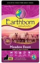 Earthborn Holistic Meadow Feast Grain Free Natural Dry Dog Food 5lb