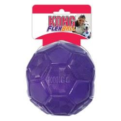 KONG Flexball Med Lrg Purple