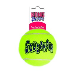 Air Squeaker Tennis Ball Large