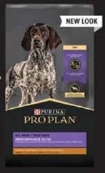 Purina Pro Plan Sport All Life Stages Performance 30/20 Formula Dry Dog Food 37.5lb