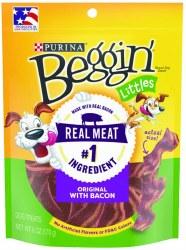 Beggin Littles Bacon 6 oz