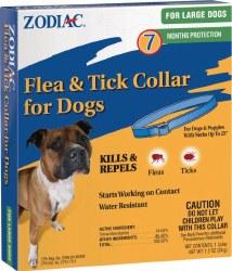 7 Month Flea/Tick Collar LgDog