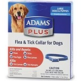 Adams Plus Flea Collar Lg Dogs