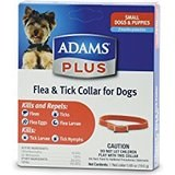 Adams Plus Flea Collar Sm Dogs