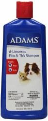 Adams d-Limonene Flea & Tick Pet Shampoo, 12-oz bottle