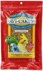 Lafeber Classic Avi-Cakes Small Bird Food 8oz bag
