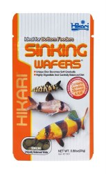 Tropical Sinking Wafers 25Gm