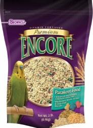 Browns Premium Encore Parakeet Food 2lbs