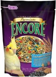 Browns Premium Encore Cockatail food 2lbs