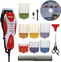 16 Pc Pet Clipper Kit w/Video