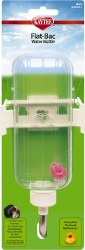 Flat Bac Hamster Water Btl 8oz