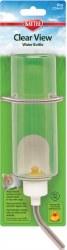 Clear Water Bottle 8 oz