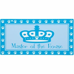 Master Of The House Sign
