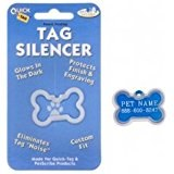 Small Bone Tag Silencer Glow