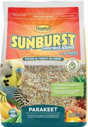 Gourmet Blend Parakeet 2Lb