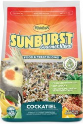 Gourmet Blend Cockatiel 3Lb