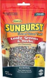 Sunburst Leafy Greens/Herbs 1z