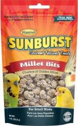 Sunburst Millet Bits 1oz