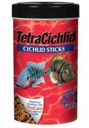 Tetra Cichlid Sticks 2.64oz