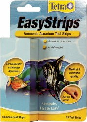 Easystrips Ammonia Test 25 Pk