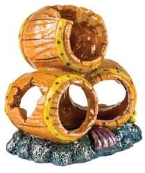 Glofish Barrels Ornament