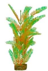 Glofish Plant Grn/Orange Lg
