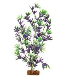 Glofish Plant Purple/Green Lg