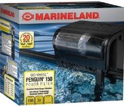 Penguin Power Fltr 150B 150GPH