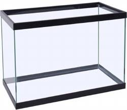 Black Aquarium 15 Gallon