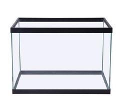 Black Aquarium 20 Gallon