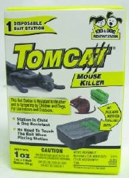 Tomcat Disposable Mouse Kill