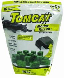 Tomcat Refill Mouse Killer 16z