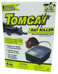 Tomcat Disposable Rat Killer