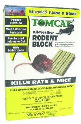 Tomcat All Weather Block 1lb