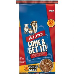 ALPO Come and Get It! Cookout Classic Dry Dog Food 47lb