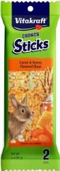 Carrot/Honey Rabbit Sticks