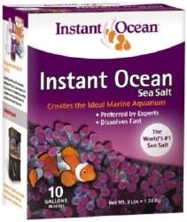 Instant Ocean Salts 10 Gallon