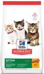 Hills Science Diet Kitten W/Chicken 3.5 lb