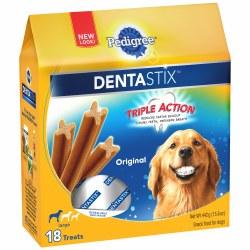 Pedigree Dentastix Large Original Dog Treats 18pk