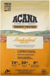 Acana Regionals Meadowland Formula Grain Free Dry Dog Food 4.5lb