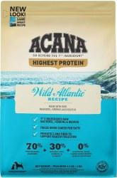 Acana Regionals Wild Atlantic Formula Grain Free Dry Dog Food 4.5lb